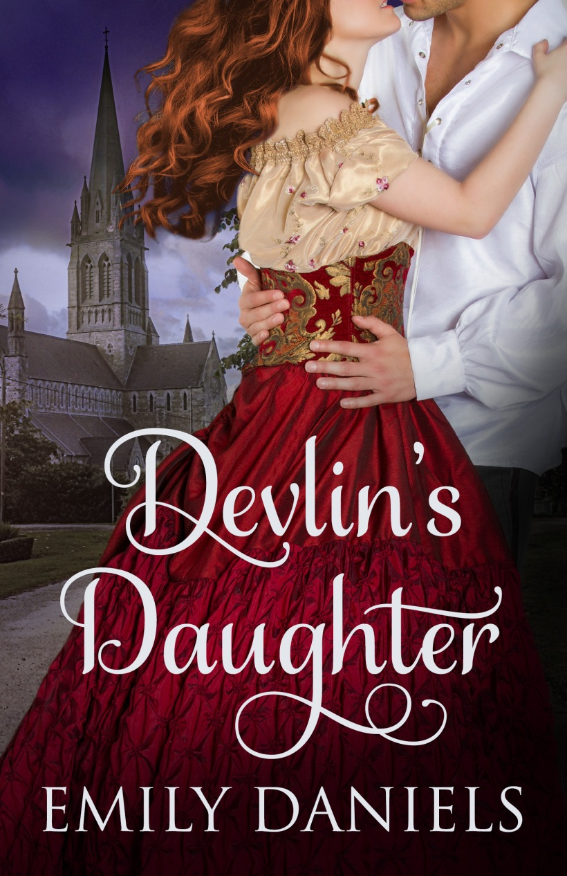 Devlin's Daughter ebook cover
