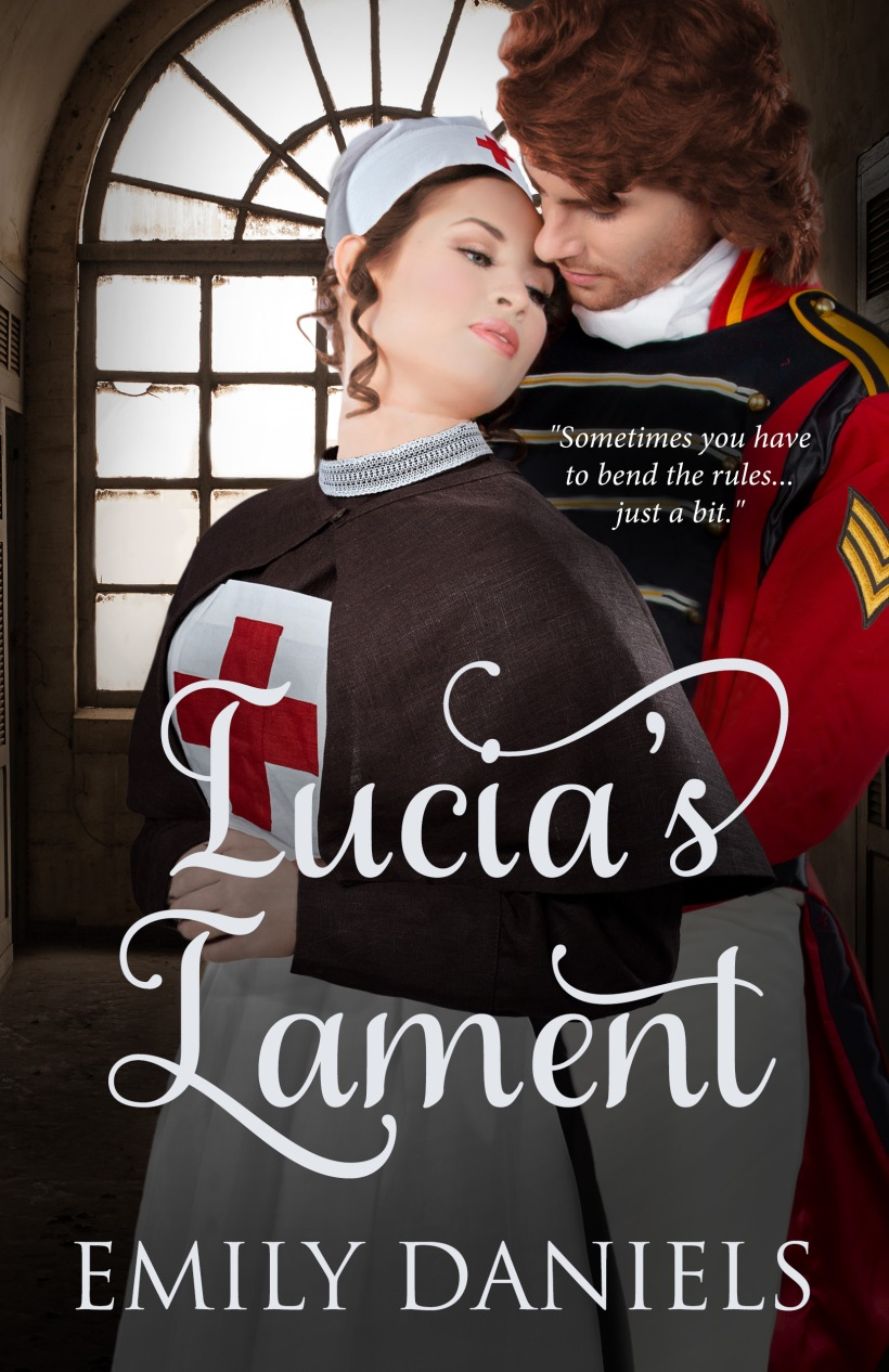 Lucia's Lament official front cover