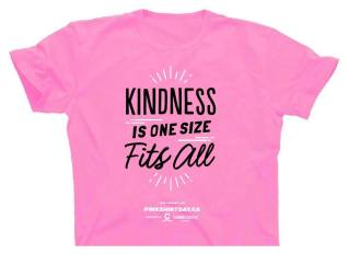 Kindness one size fits all