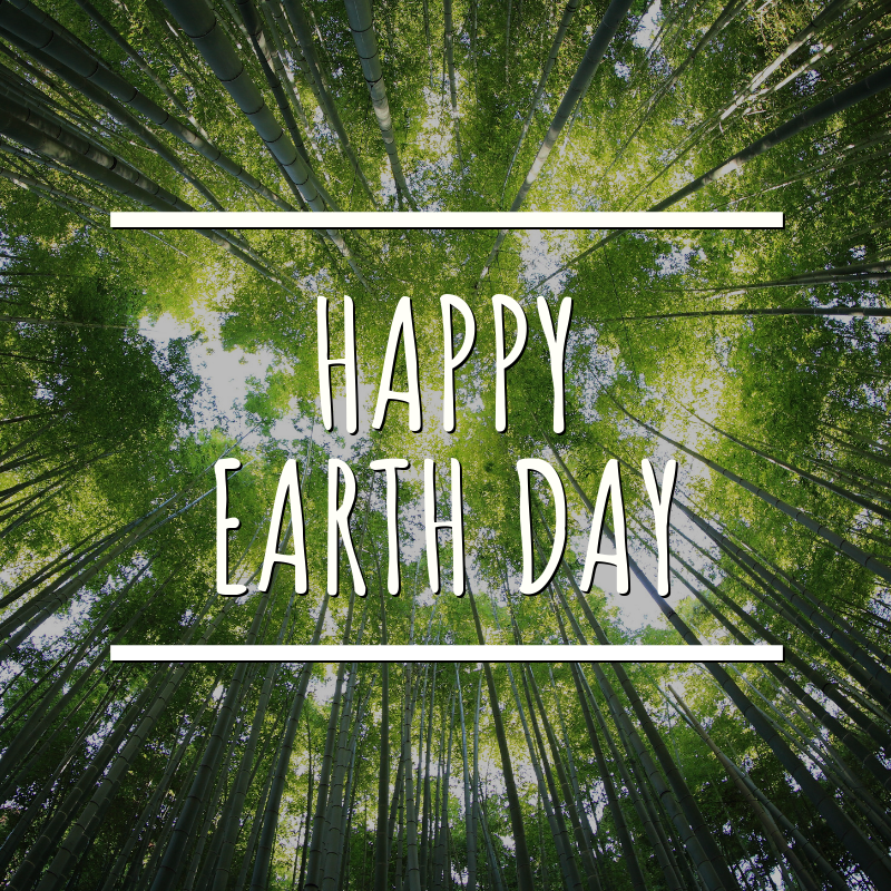 20190422 Happy Earth Day